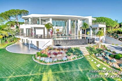 Maisons à Quinta do Lago