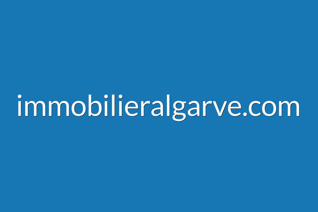 IMMOBILIER ALGARVE .COM