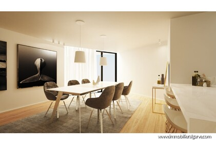 Appartements de style contemporain en construction avec 1 chambre - 19702