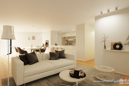 Appartements de style contemporain en construction avec 2 chambres - 19716