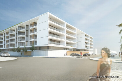 Appartements de style contemporain en construction avec 1 chambre - 24228