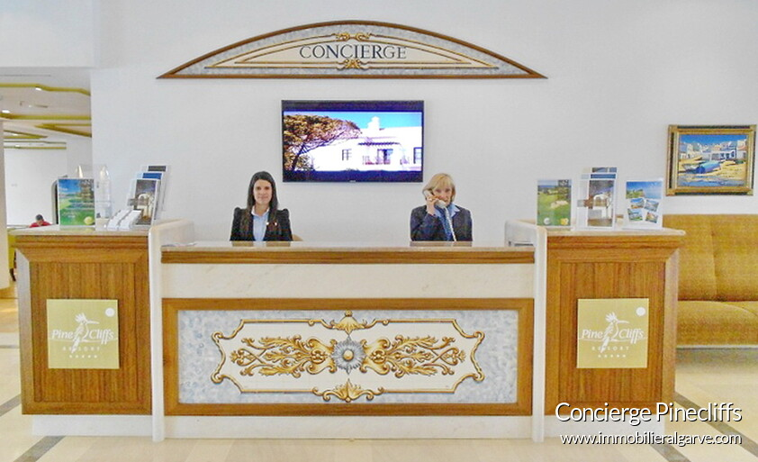 Pinecliffs  Concierge service disponible