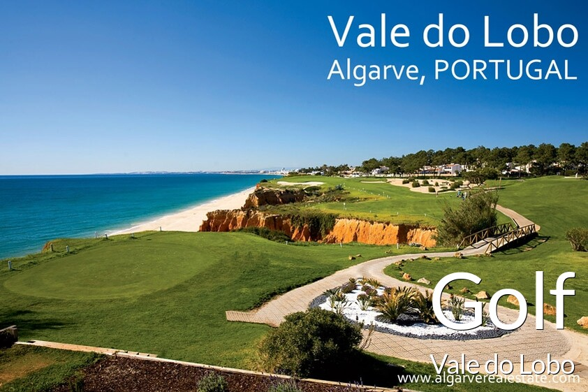 Golf à Vale do Lobo