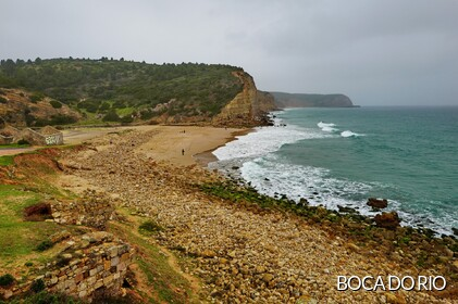Plage de Boca do Rio, Vila do Bispo - Algarve