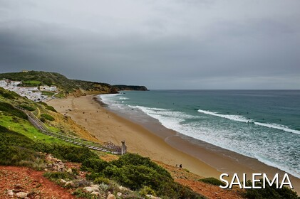 Plage de Salema, Vila do Bispo - Algarve