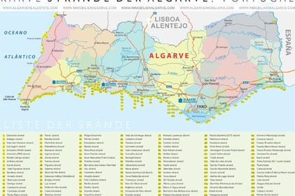 133 Plages de l'Algarve, au Portugal