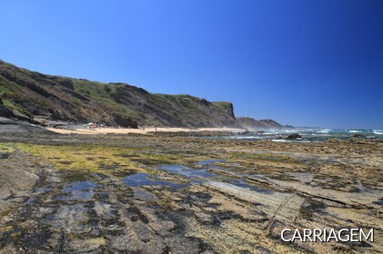 Plage de Carriagem, Aljezur - Algarve