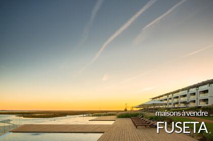 Maisons à Fuseta