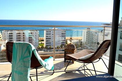Appartement 2 chambres avec vue sur la mer