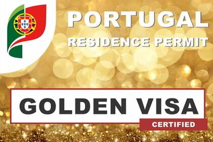 Visa Gold • Permis de séjour au Portugal